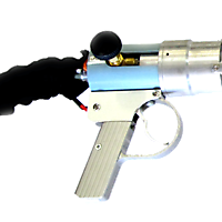 Pistola Media Flame Spray